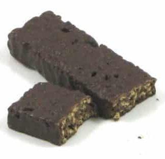 chocolate crisp protein bar