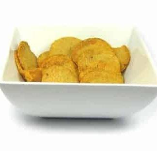 bbq soya crisps