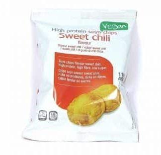 sweet chilli crisps
