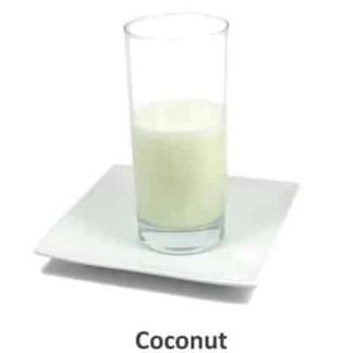 coconut flavour meal replacement shake