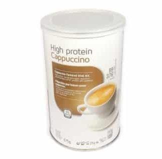 Cappuccino Drink Tin