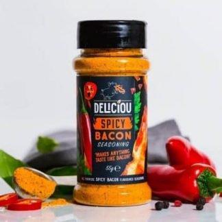 spicy bacon seasoning