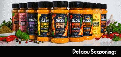 deliciou seasonings